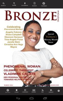 Bronze Magazine screenshot 4