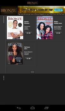 Bronze Magazine screenshot 9