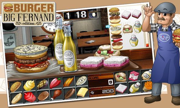 Burger - Big Fernand постер