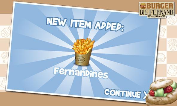 Burger - Big Fernand скриншот 11