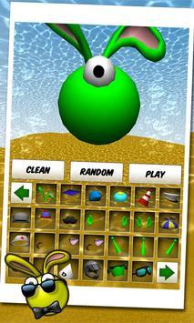 Bubble Blast 3D captura de pantalla 1