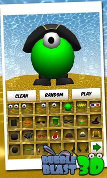 Bubble Blast 3D captura de pantalla 4