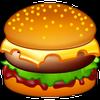 漢堡 圖標