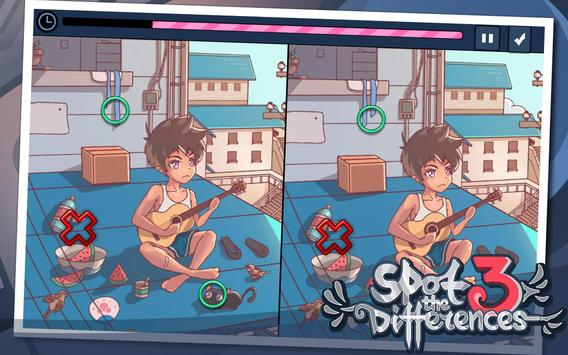 Spot The Differences 3 screenshot 11