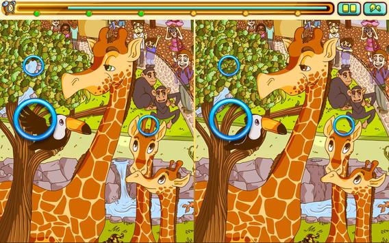 Spot The Differences 2 screenshot 9