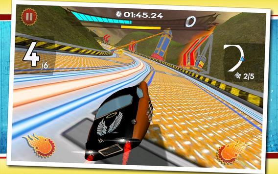 Retro Future Racing screenshot 13