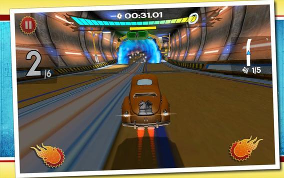 Retro Future Racing screenshot 12