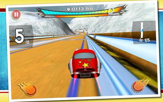 Retro Future Racing screenshot 14
