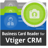 Business Card Reader for Vtiger CRM icon