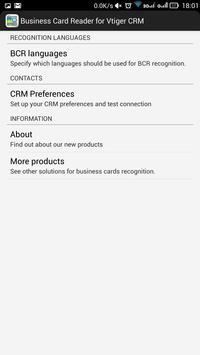 Business Card Reader for Vtiger CRM screenshot 18