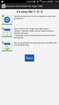 Business Card Reader for Vtiger CRM screenshot 12
