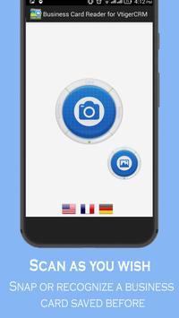 Business Card Reader for Vtiger CRM screenshot 3