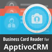 Business Card Reader for Apptivo CRM icon