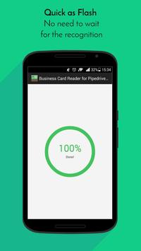 Pipedrive CRM Business Card Reader स्क्रीनशॉट 5