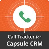 Capsule CRM Call Tracker icon