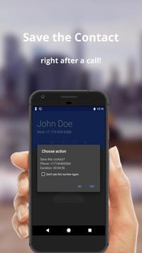 Capsule CRM Call Tracker screenshot 2