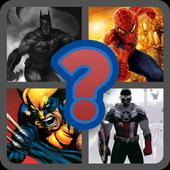 Угадай супергероя icon