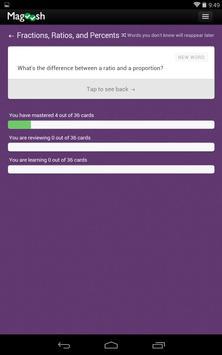GMAT Math Flashcards 截图 15