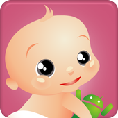 Baby Sitting game icon