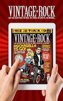 Vintage Rock poster