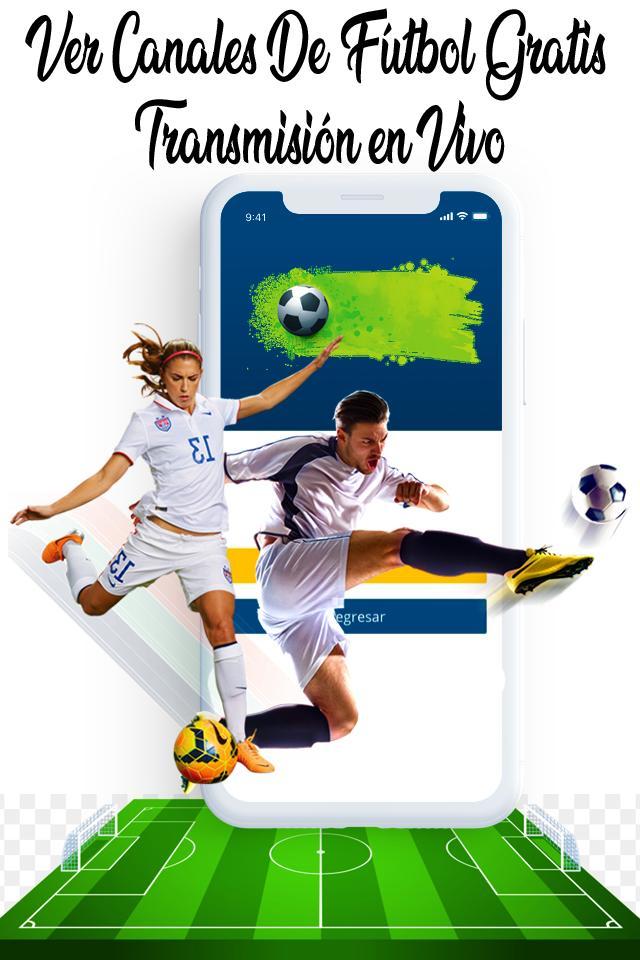 Ver Canales De Futbol En Vivo - Cable Guide Gratis for Android - APK
