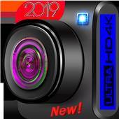 4K HD Zoom Kamera icon