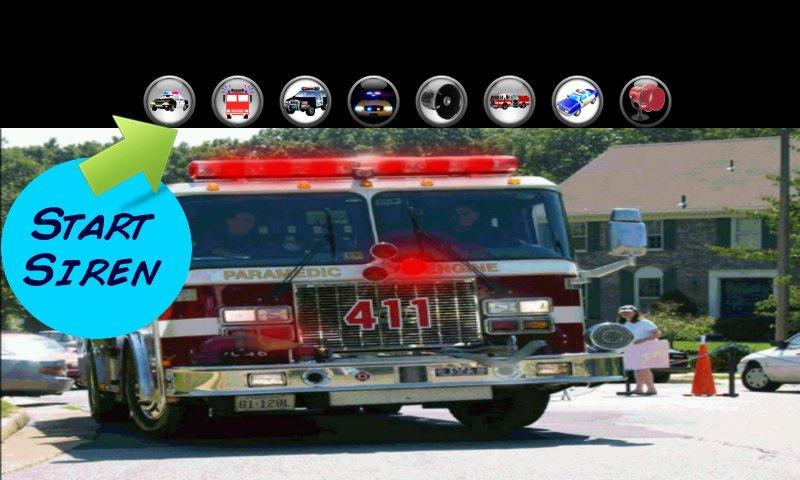 Fire Engine Lights And Sirens For Android Apk Download