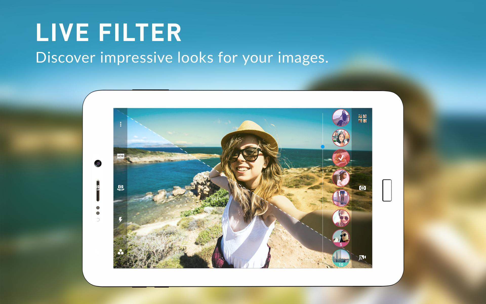 Resultado de imagen para Camera MX - Foto y Video Cámara Gratis apk