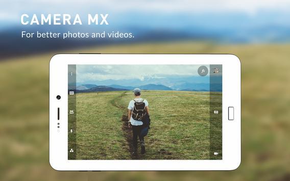 Camera MX - Free Photo & Video Camera screenshot 16