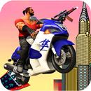 San Andreas Monster Hero: Miami rope hero APK Android