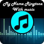 My name ringtones music icon