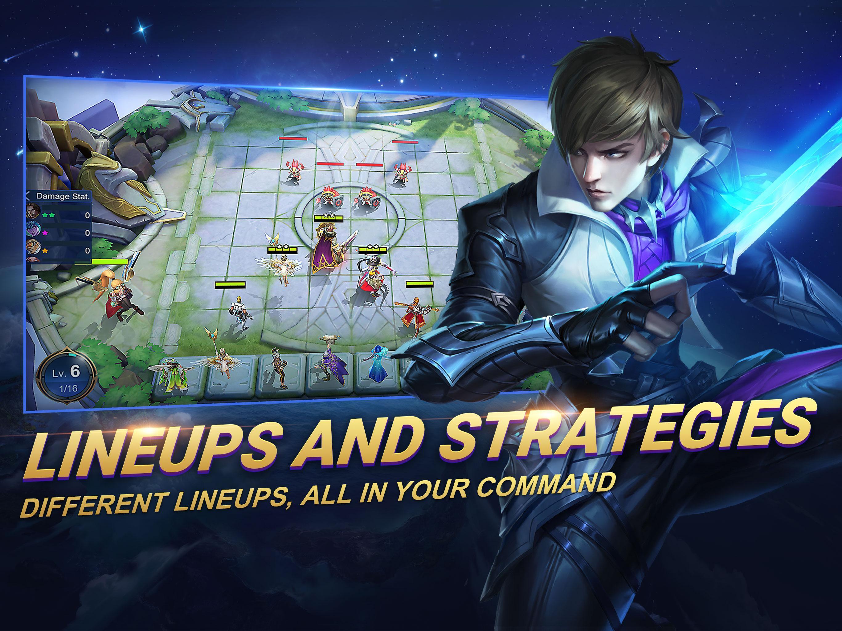 Magic Chess: Bang Bang for Android - APK Download -