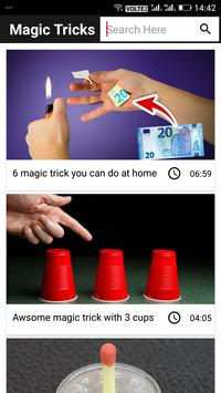Learn Magic Tricks - Card Magic Tricks Tutorials poster