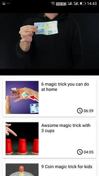 Learn Magic Tricks - Card Magic Tricks Tutorials screenshot 1