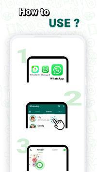 Saver for Whatsapp Status - WA Video Downloader screenshot 1