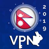 Nepal VPN 2019 - Unlimited Free VPN Proxy Master icon