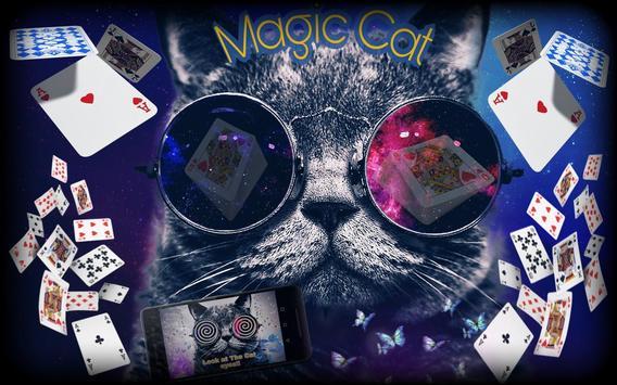 Magic hypnose trick poster