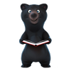 Learn to read in English. Animals for kids. Free. 图标