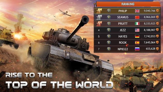 FuriousTank: WarofWorlds syot layar 3