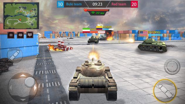 FuriousTank: WarofWorlds syot layar 6