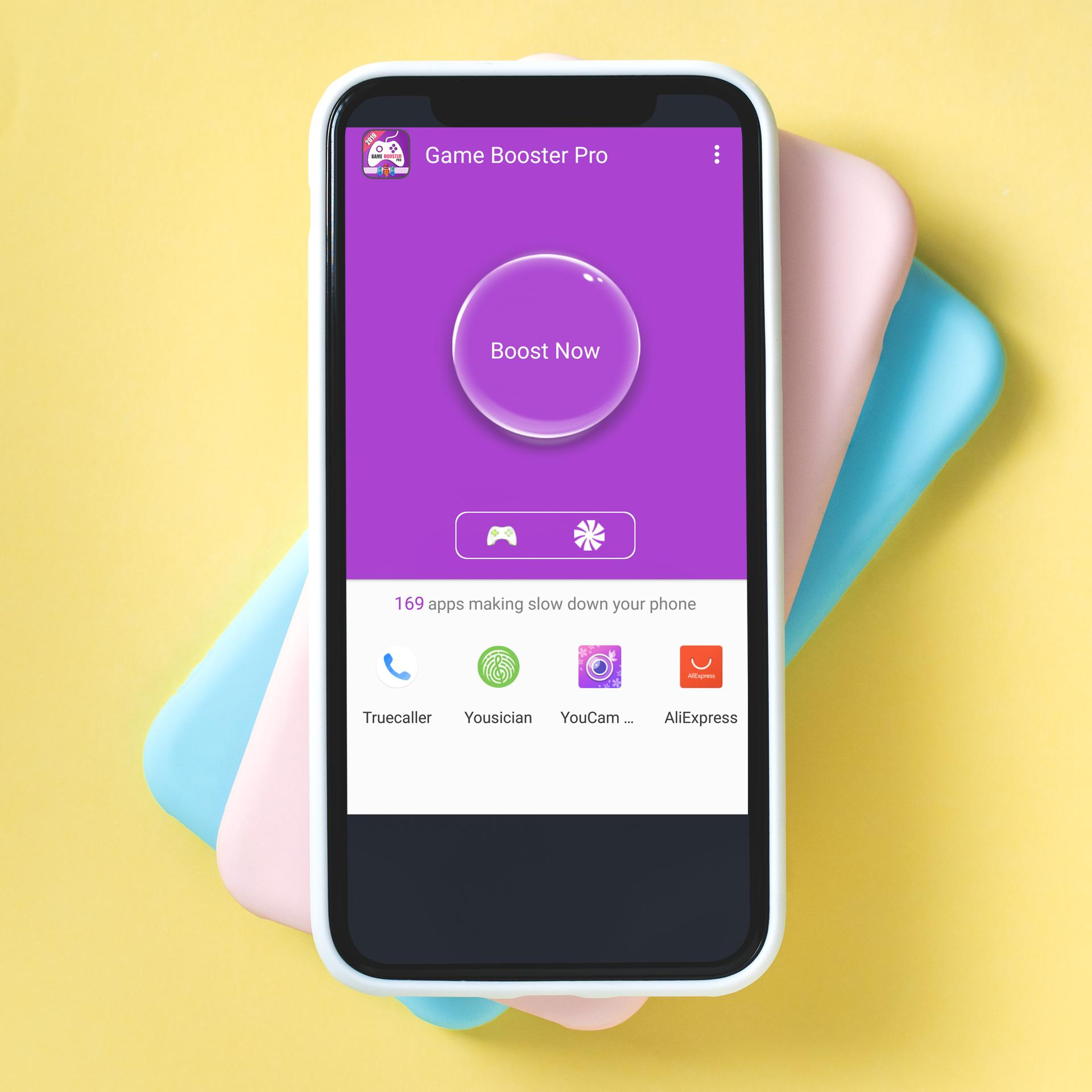 Game booster - FPS Optimizer Pro for Android - APK Download
