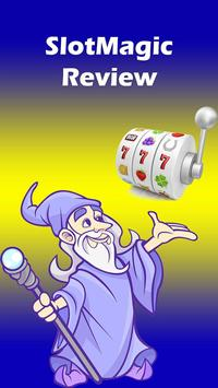 SLOTMAGIC REVIEW CASINO GUIDE poster
