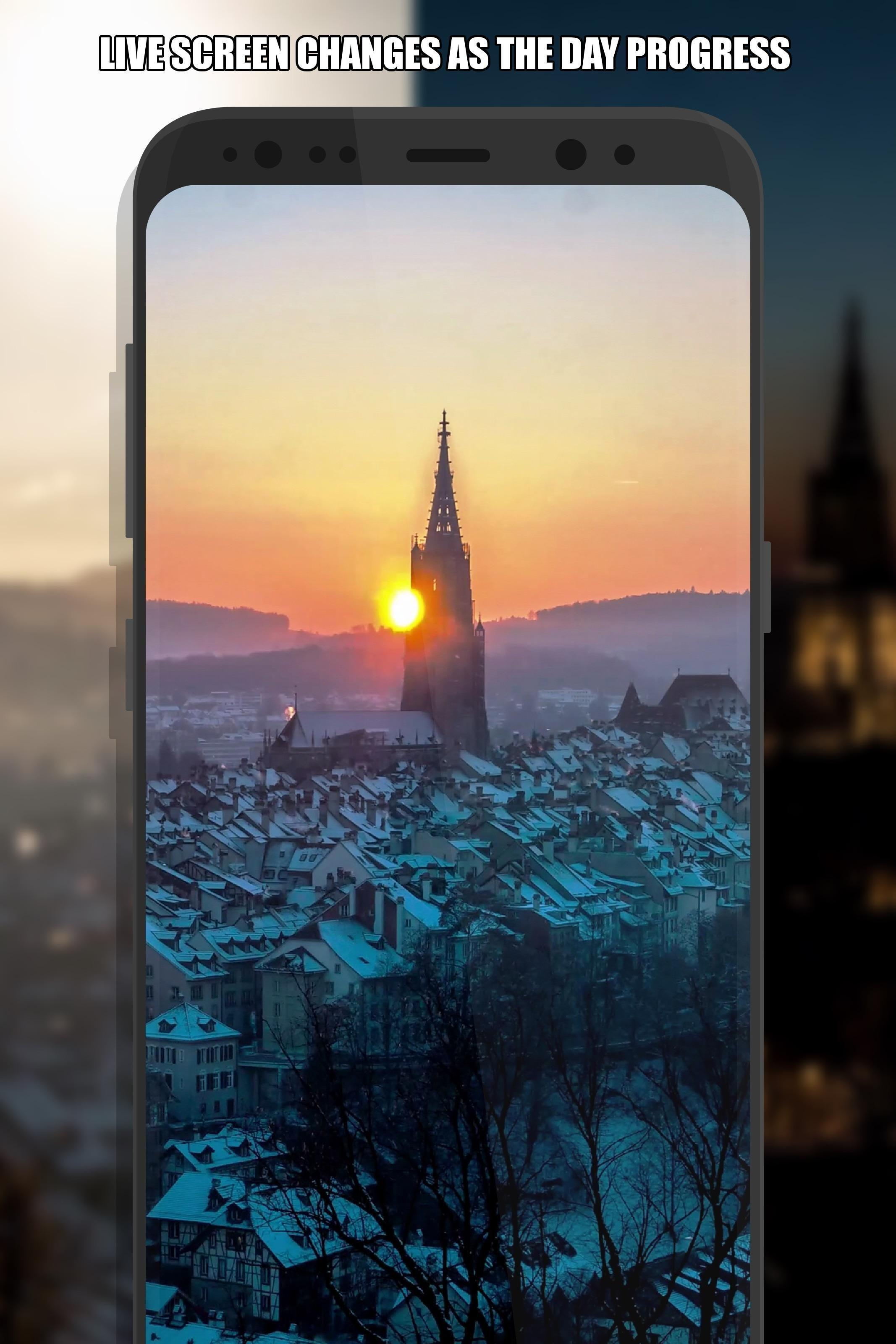 Time Lapse Live Wallpaper Hd Video Magic Lapse For