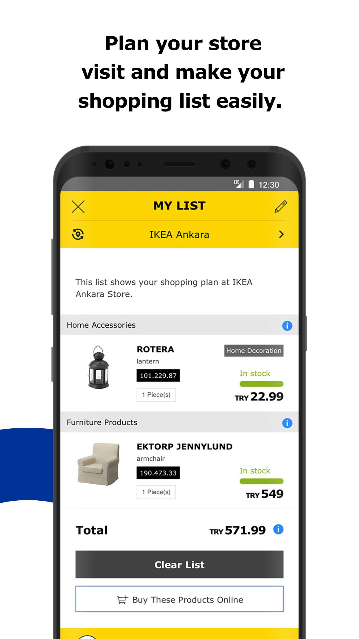 IKEA Mobile for Android - APK Download