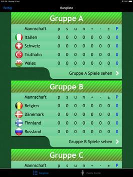 Euro Fußball 2020 (EM 2021) Europameisterschaft Screenshot 11