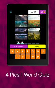 4 Pics 1 Word  :  Guess the 1 word screenshot 7