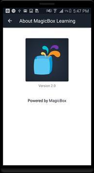 MagicBox Learning screenshot 3