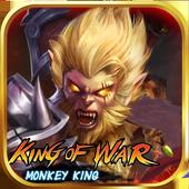 King of war-Monkey king icon