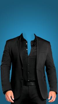 Man Formal Photo Suit Editor screenshot 5