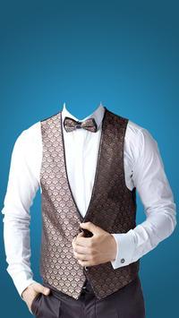 Man Formal Photo Suit Editor screenshot 6